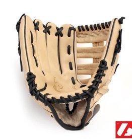 "barnett FL-125 gant de baseball professionnel, cuir, outfield 12,5"""