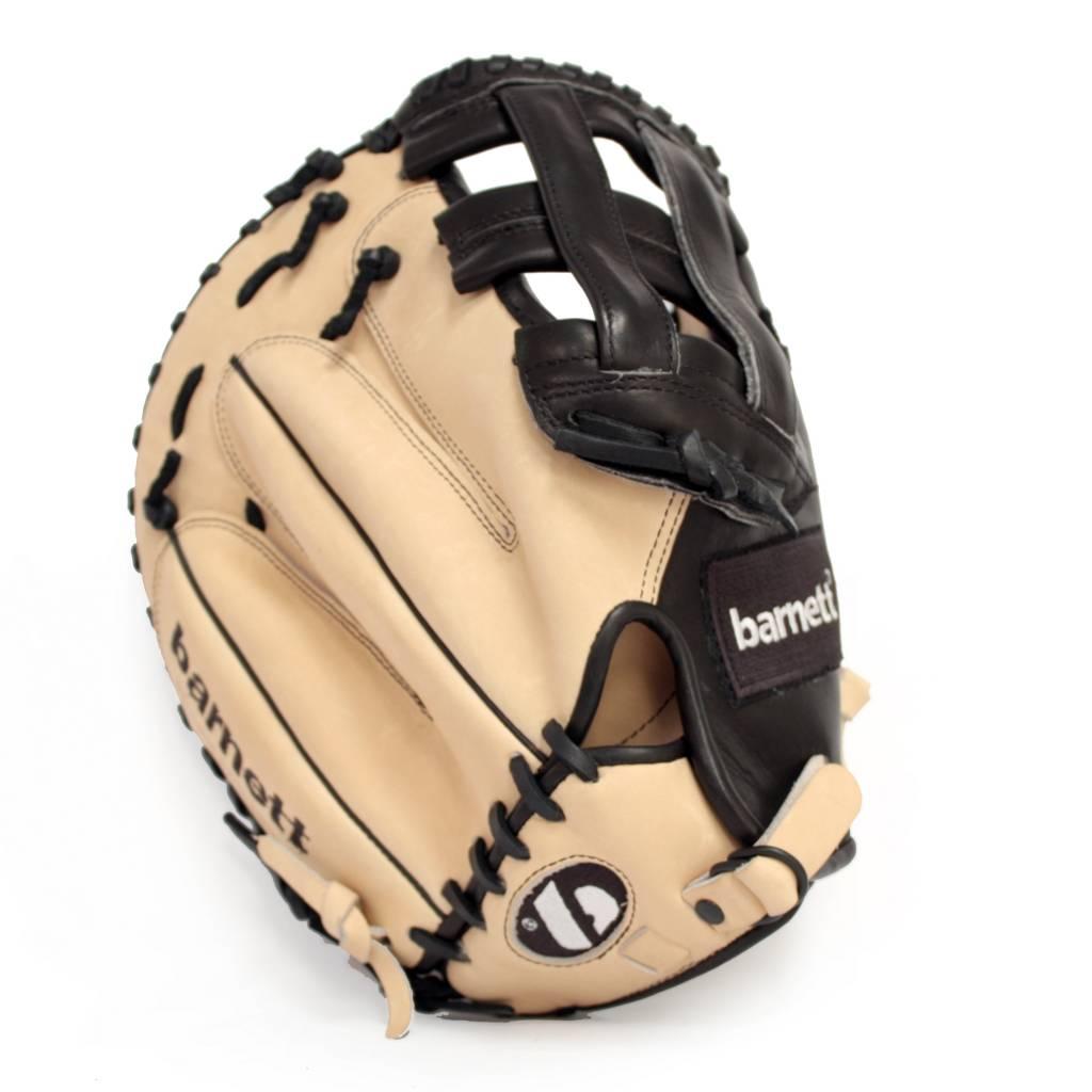 barnett FL-301 gant de baseball professionnel, cuir, 1ère base