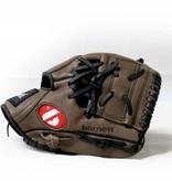 """GL-110 gant de baseball cuir de compétition infield 11"""", marron"""