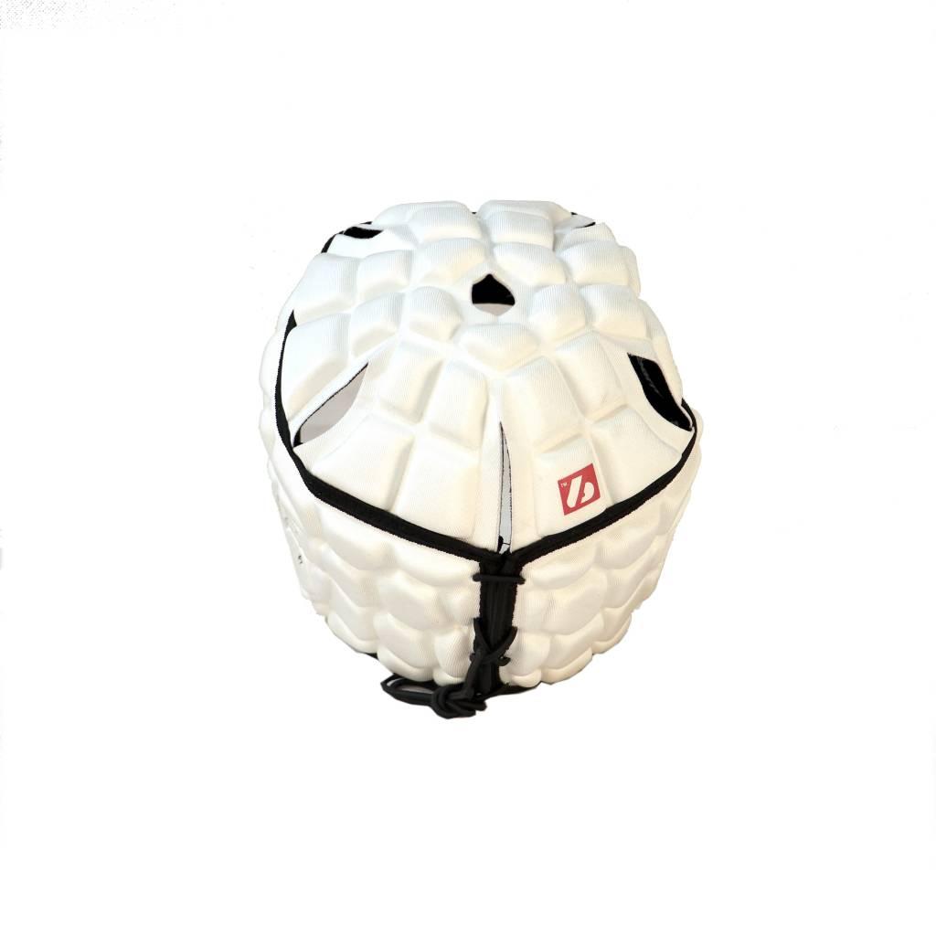 barnett HEAT PRO casquette de rugby compétition, blanc