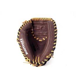 "barnett GL-202 gant de baseball cuir de catch pour adulte 34"", marron"