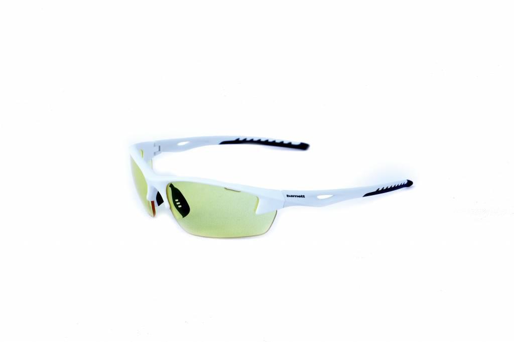 barnett GLASS-1 Lunettes de soleil sport blanches