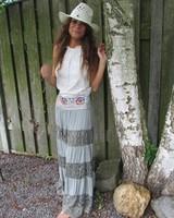 Ibiza long skirt