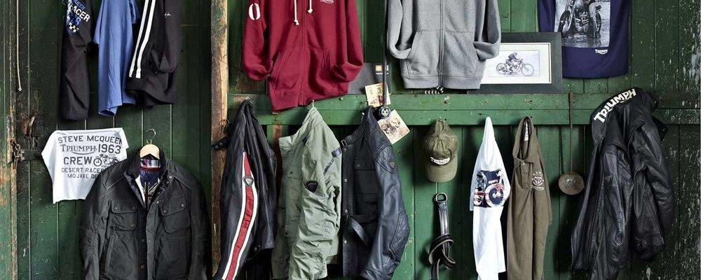 Nieuwe collectie voor mannen
