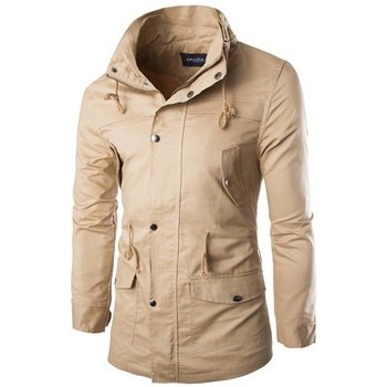 McGregor Slim Military Jacket