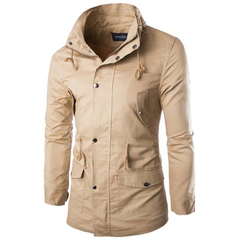 Slim Military Jacket