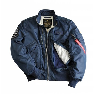 Alpha Industries Jacke Motor