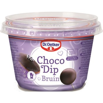 Dr. Oetker Chocodip Brown
