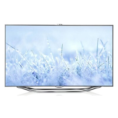 "Samsung UA60ES8000 60"" Multi-System 3D LED Smart TV"