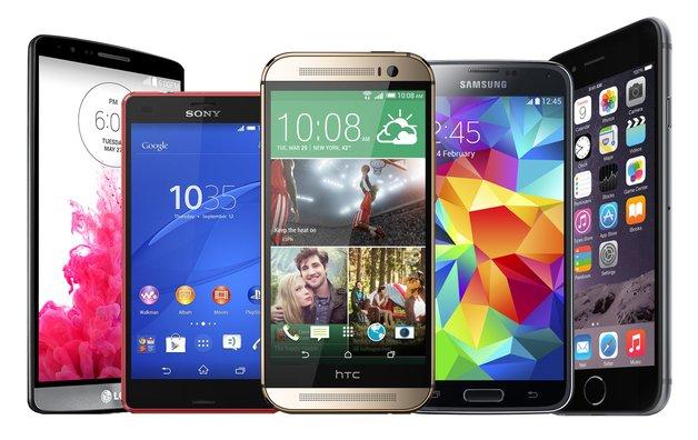 Een nieuwe smartphone?