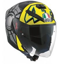 AGV K-5 Jet Winter Test 2012