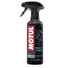Motul E1 WASH & WAX 0.400L