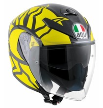 AGV AGV K-5 JET WINTER TEST 2011