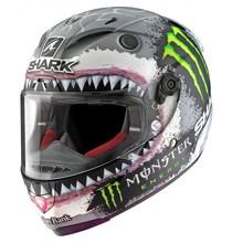 Shark SHARK RACE-R PRO WHITE SHARK REPLICA