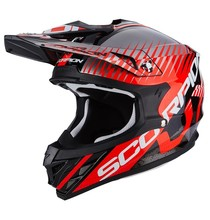 Scorpion SCORPION VX-15 EVO AIR SIN Black-Red