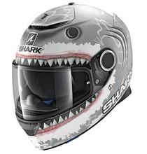 Shark SPARTAN LORENZO WHITE SHARK MAT