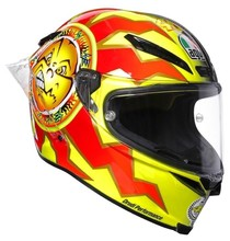 AGV AGV PISTA GP R ROSSI 20YEARS CARBON