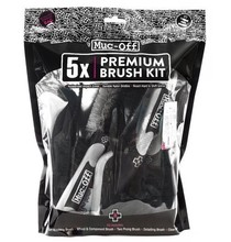 Muc-Off MUC-OFF BRUSH SET 5-DELIG