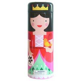 Petit Collage Prinsessenpuzzel in spaarpot