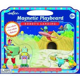Eeboo Magneetbord Robots