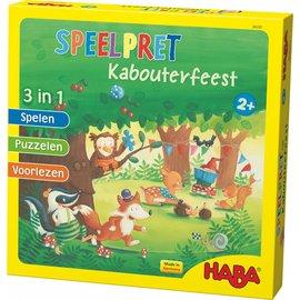 Haba Haba Speelpret Kabouterfeest