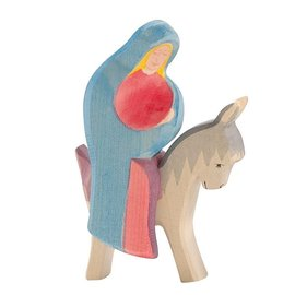 Ostheimer Ostheimer Maria met ezel 4038