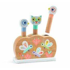 Djeco Djeco houten pop-up spel
