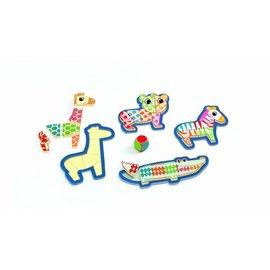 Djeco Djeco Bingonimo dieren
