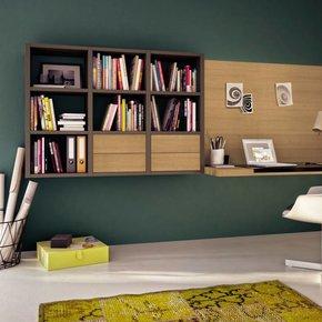 individuell gestaltbare regale in unterschiedlichsten. Black Bedroom Furniture Sets. Home Design Ideas