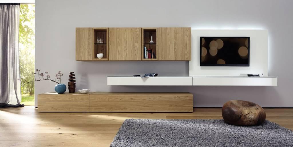 h lsta neo wohnwand. Black Bedroom Furniture Sets. Home Design Ideas