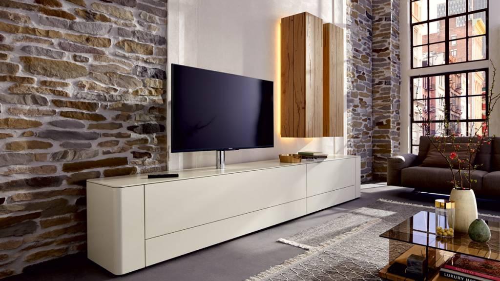 h lsta gentis wohnwand. Black Bedroom Furniture Sets. Home Design Ideas
