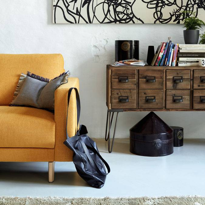 sofa hlsta elegant couch von hlsta now sit halbrund in dunkel blau incl kissen with sofa. Black Bedroom Furniture Sets. Home Design Ideas