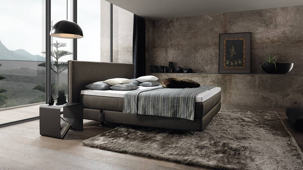 h lsta boxspring bf420 h lsta boxspring bett jetzt zum vorzugspreis mit bestpreis garantie. Black Bedroom Furniture Sets. Home Design Ideas