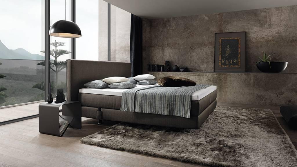 h lsta boxspring bf420 h lsta boxspring bett jetzt zum vorzugspreis mit bestpreis garantie. Black Bedroom Furniture Sets. Home Design Ideas