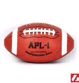 barnett AFL-1 Profesionální míč na americký fotbal, kůže, hnědý
