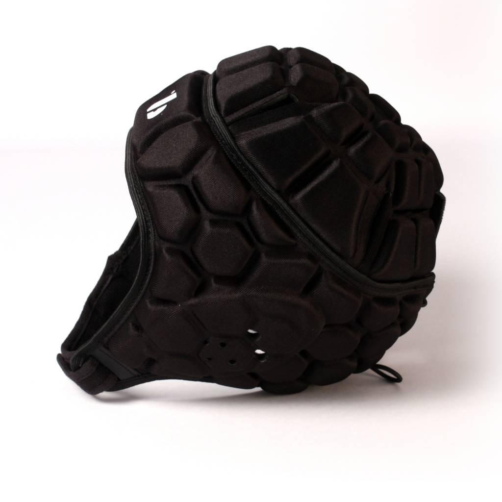 barnett HEAT PRO pokrývky hlavy pro rugby, černá