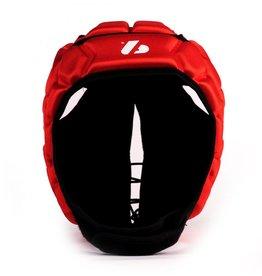 barnett HEAT PRO pokrývky hlavy pro rugby, červená