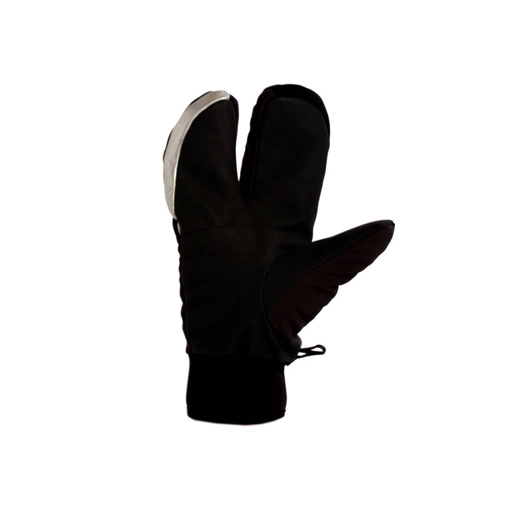 barnett NBG-09 Tříprsté softshelové lyžařské rukavice 23°F/-4°F (-5°/-20°)