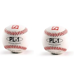 "barnett PL-1 Baseballový míč Elite, vel. 9"", bílá, 2 ks"