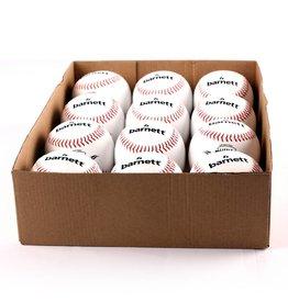 """barnett OL-1 Soutěžní basebalový míč, vel. 9"""", bílá, 12 ks"""