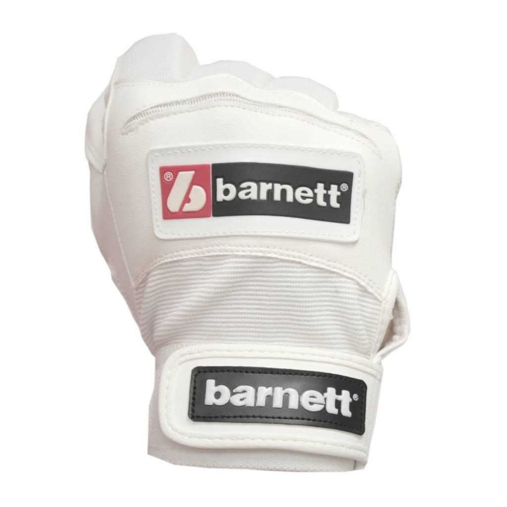 barnett BBG-01 Baseballová odpalovací rukavice, bílá