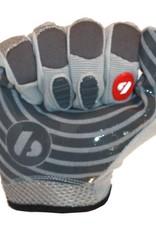 barnett FRG-02 Rukavice na americký fotbal, nová generace, reciever, šedá
