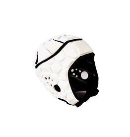 barnett HEAT PRO pokrývky hlavy pro rugby, bílá