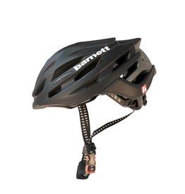 barnett B3-27A Helma pro cyklistiku a kolečkové lyže, černá