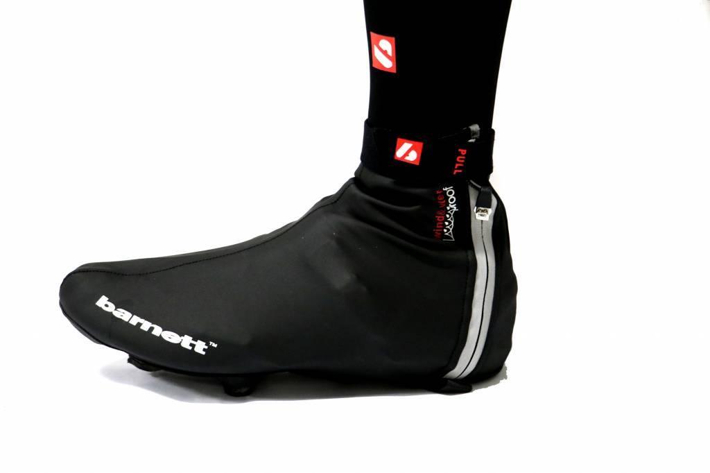 barnett BSP-05 Cyklistické návleky na tretry, černá