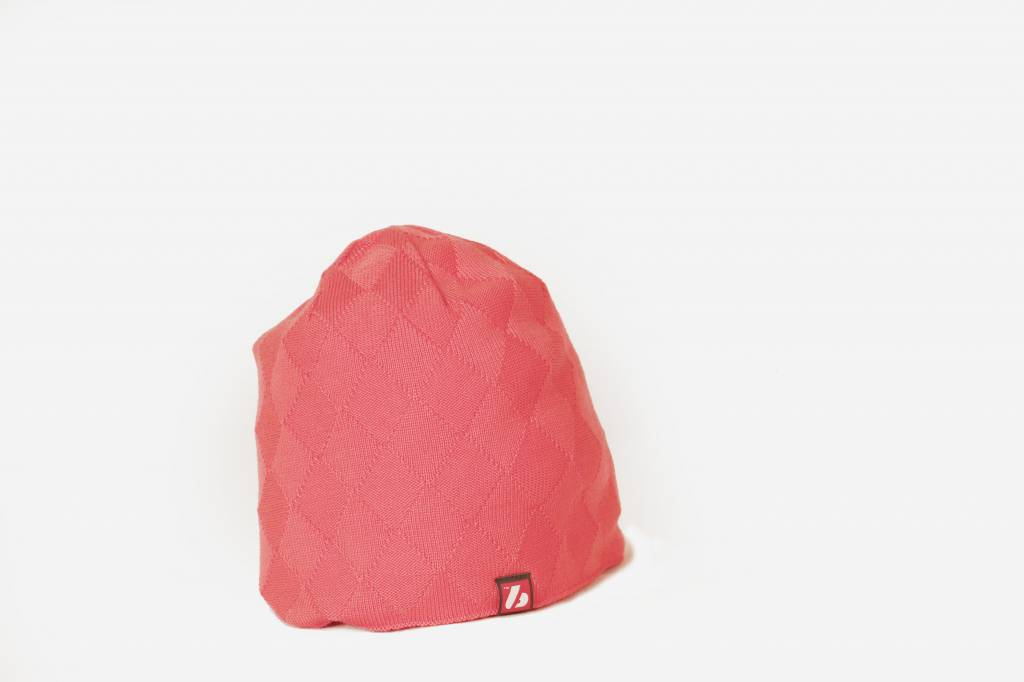 barnett ANTON Zimní čepice, růžová