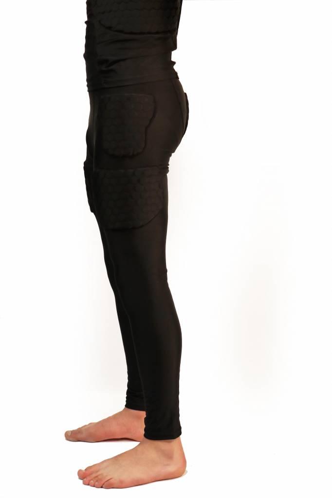 barnett FS-07 kompresní kalhoty, 5 integrovaných ochranných prvků