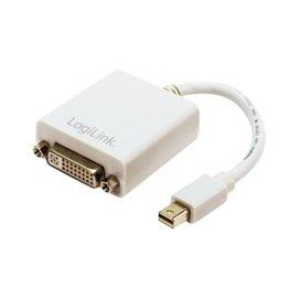 Logilink Adapter DisplayPort mini 1.1a <--> DVI-I