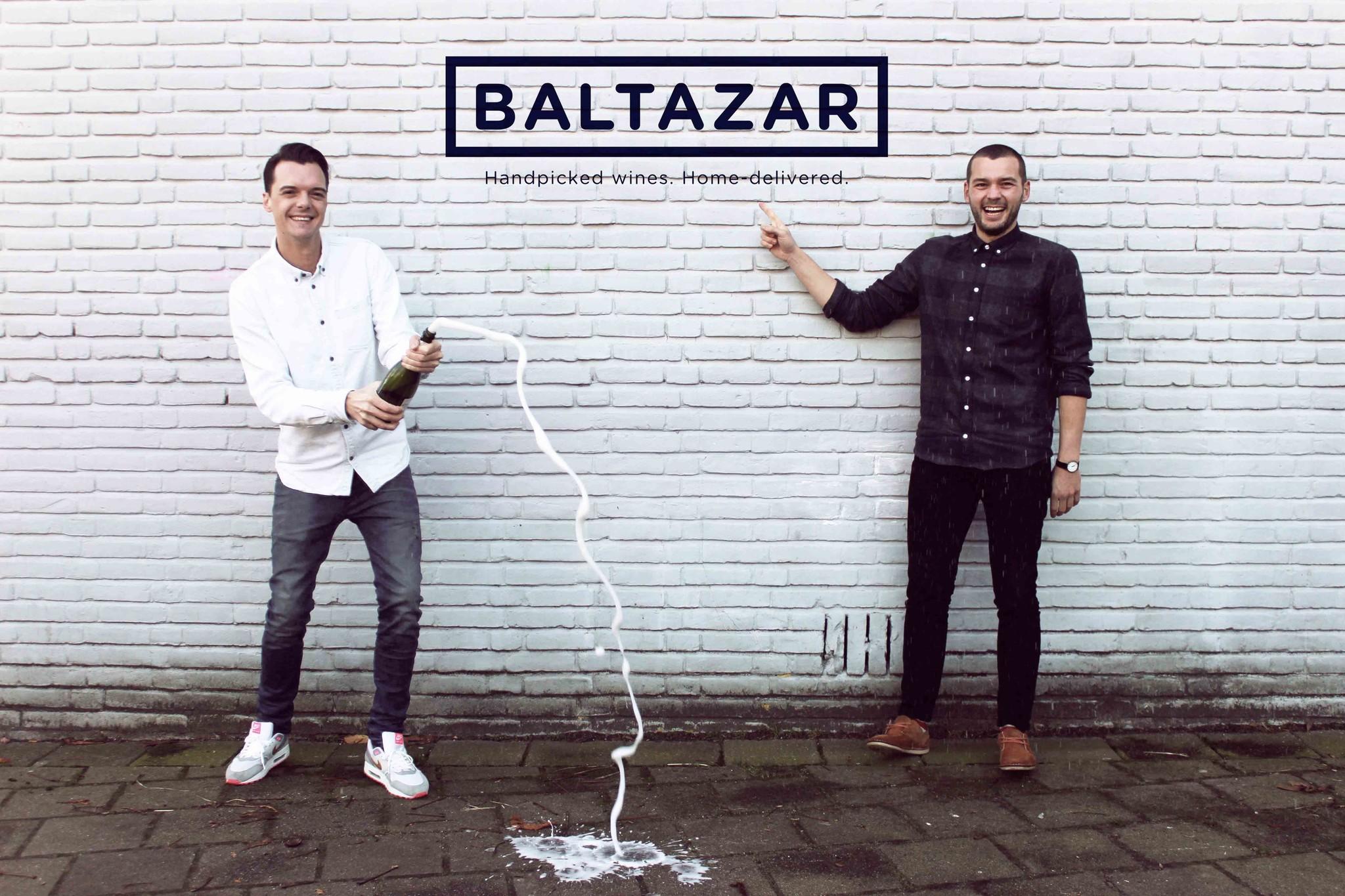 Baltazar opening wijnabonnement