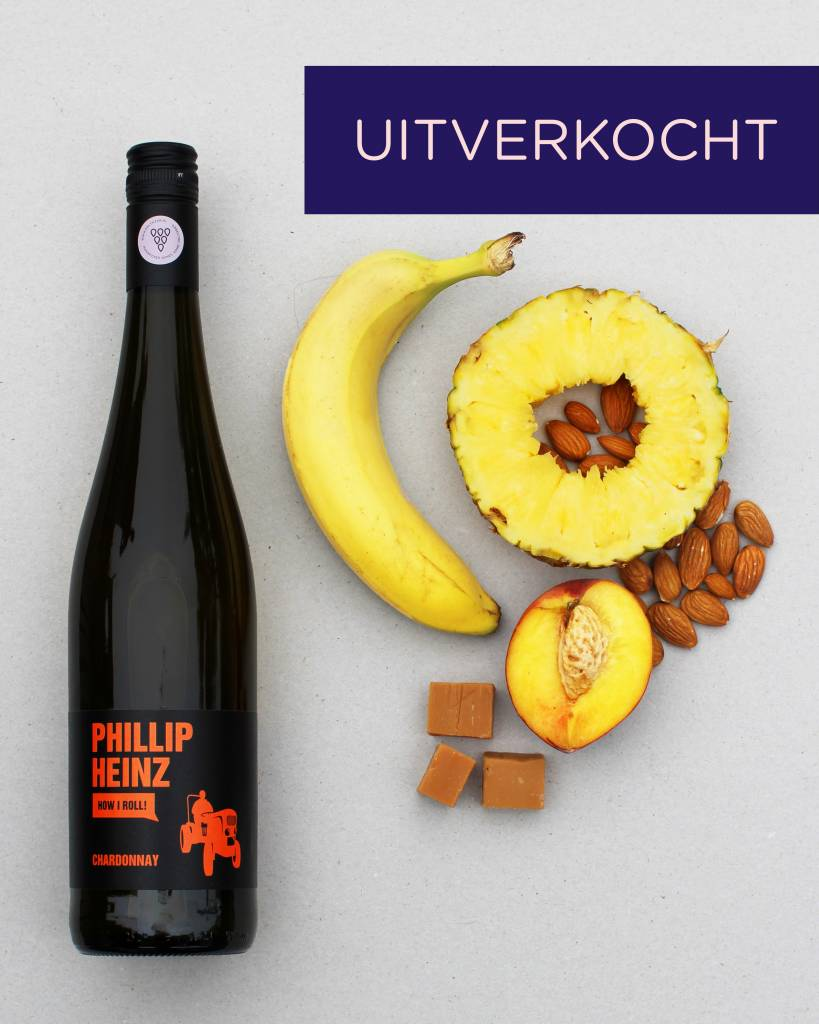 Phillip Heinz - Chardonnay 2014